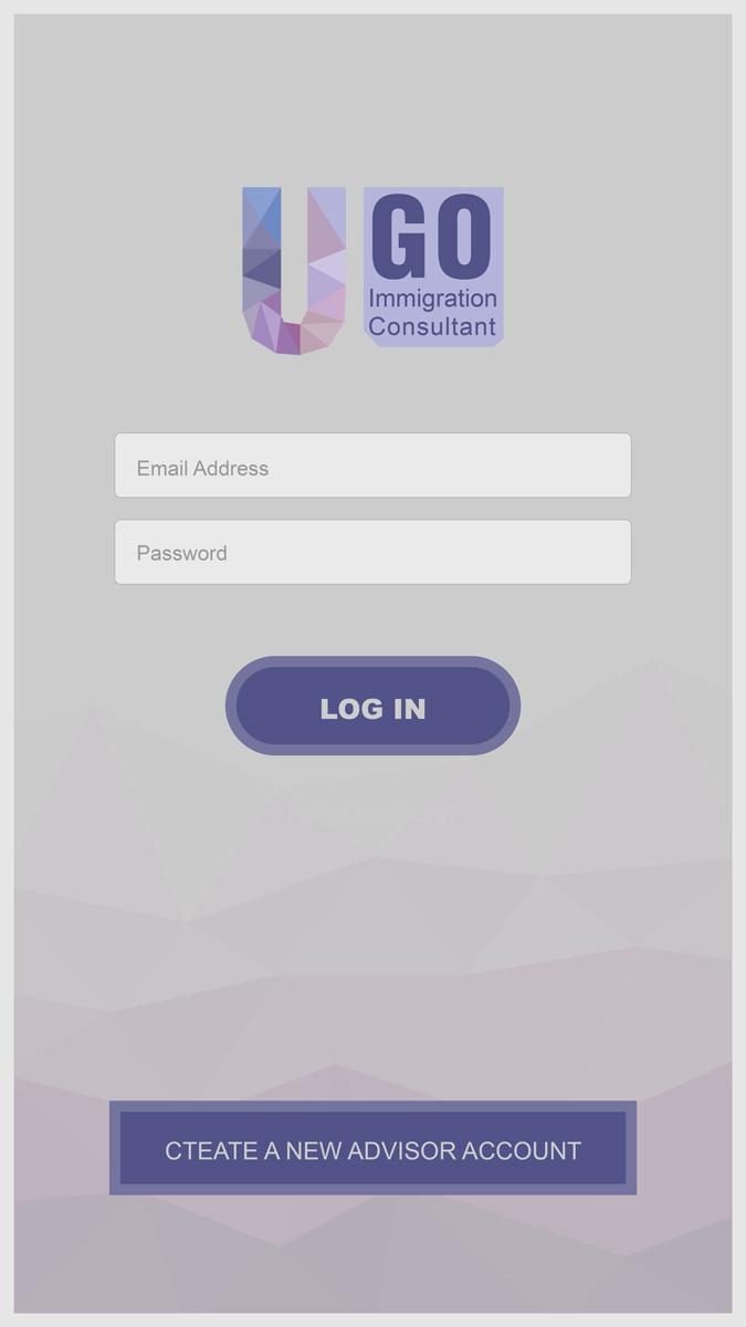 U Go App- Designed By CGArt Canada