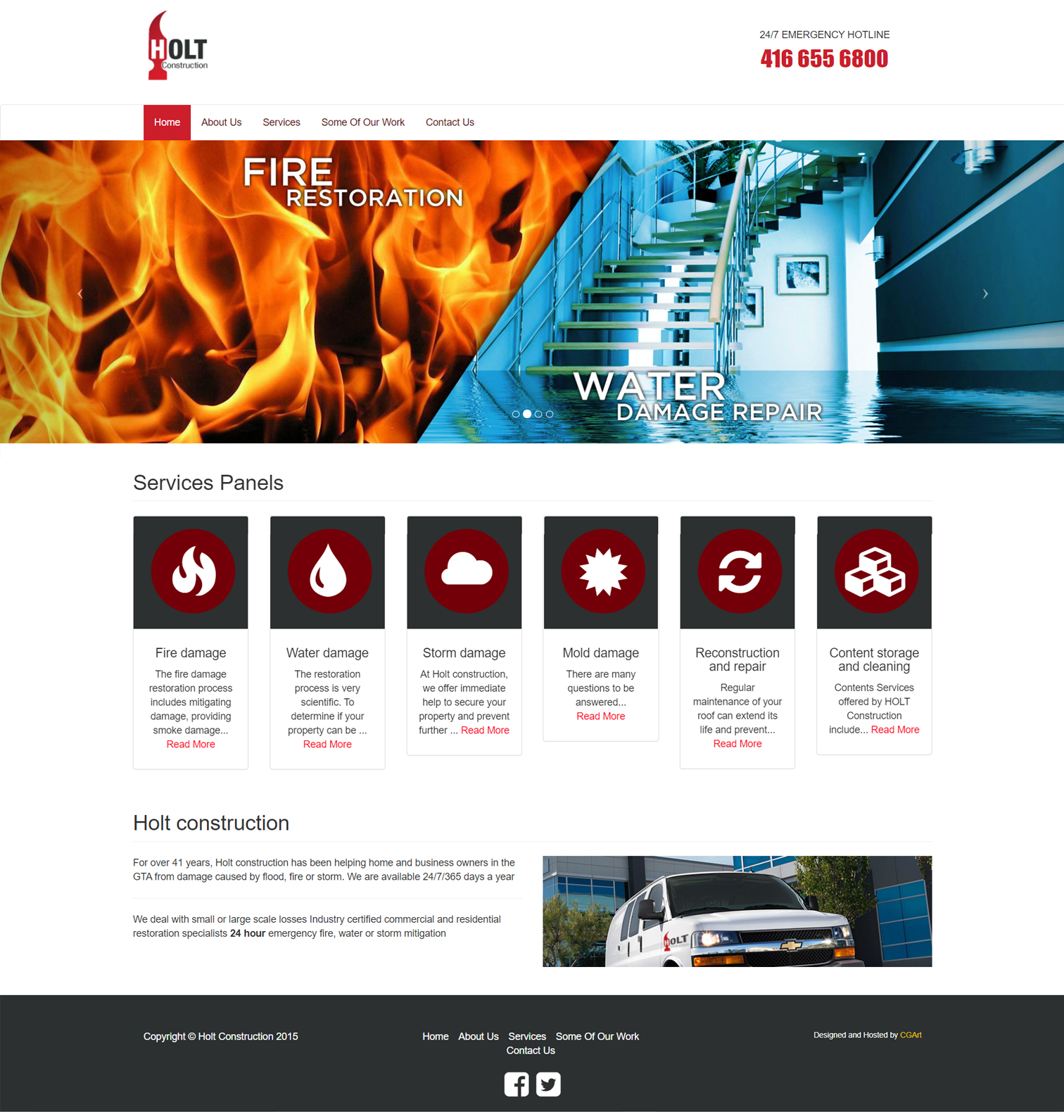 Holt-CGArt-Web-design